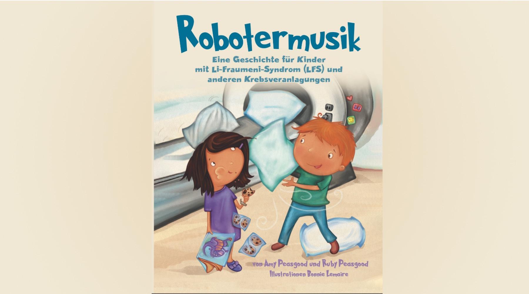 Titelbild Robotermusik
